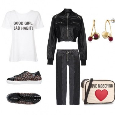 Outfit Rock #3849