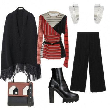Outfit Hot & pop