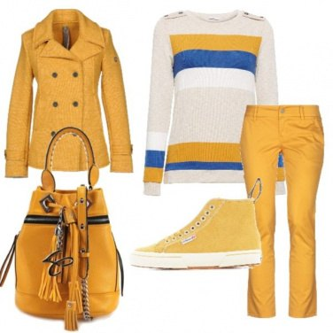 Outfit Urban #9298