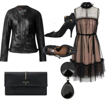 Outfit Rock #3851