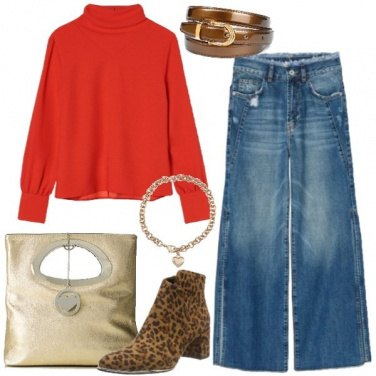 Outfit Anima trendy