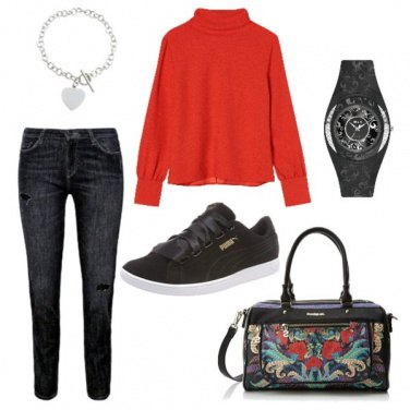 Outfit Everyday life