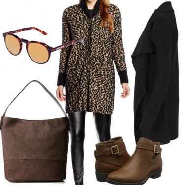 Outfit Basta poco per essere trendy