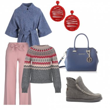 Outfit Urban #9307
