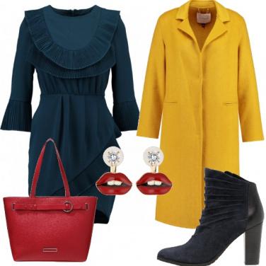 Outfit Dammi tre colori