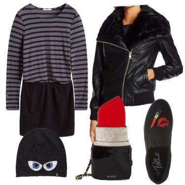 Outfit Attenta agli sguardi
