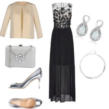 Outfit Chic, serata di gala autunnale