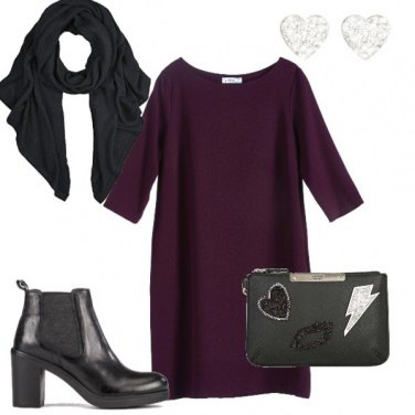 Outfit Wooow che bel colore!