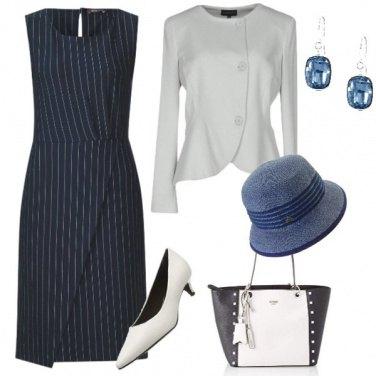 Outfit Bon ton Inglese