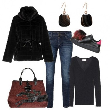 Outfit Una fredda giornata