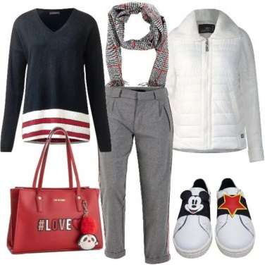 Outfit Mickey trend