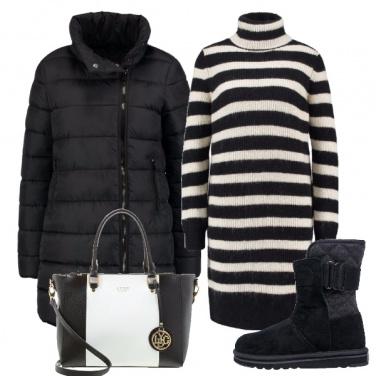 Outfit Ancora in pieno inverno