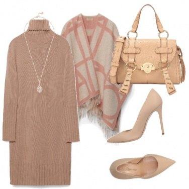 Outfit Caldo cashmere