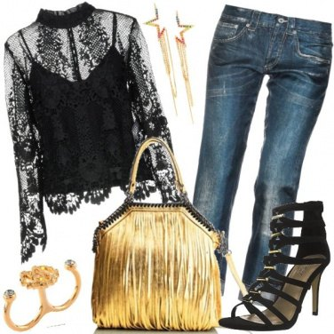 Outfit Rock #3855