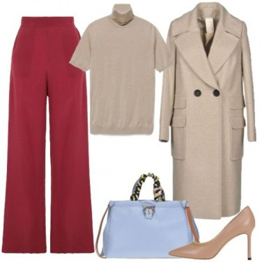 Outfit Morbide linee
