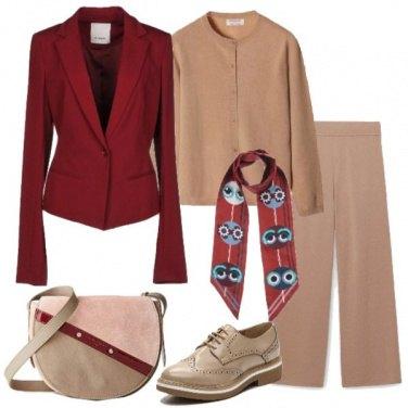 Outfit Cashmere Falconieri