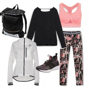 Outfit Allenamento in vista