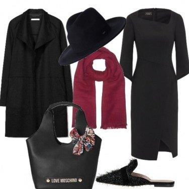 Outfit La scarpa flat