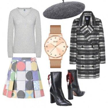 Outfit Giornata romantica a Parigi