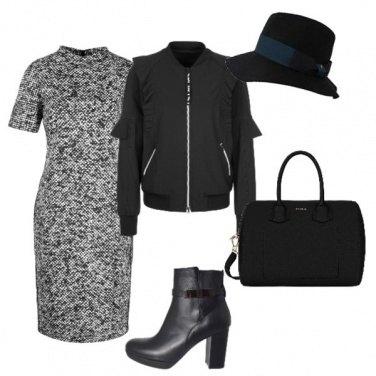 Outfit Stivaletti per il giorno