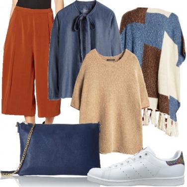 Outfit Riquadri di moda