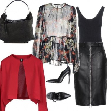 Outfit In trasparenza