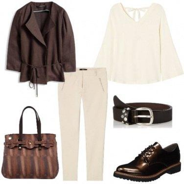 Outfit Tono su tono