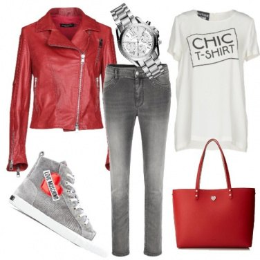 Outfit Urban #9335