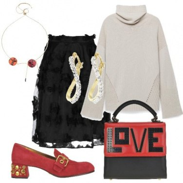 Outfit Obsession red