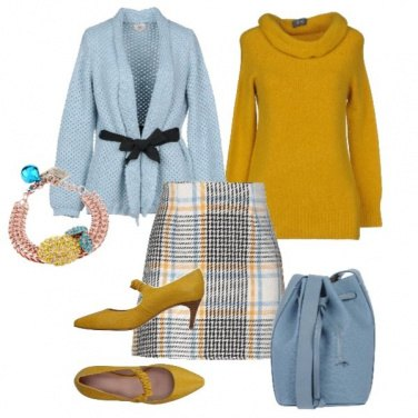 Outfit A due colori