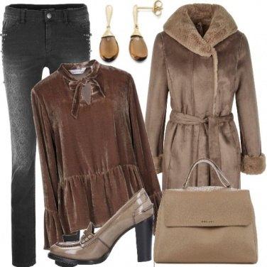 Outfit A tutta morbidezza