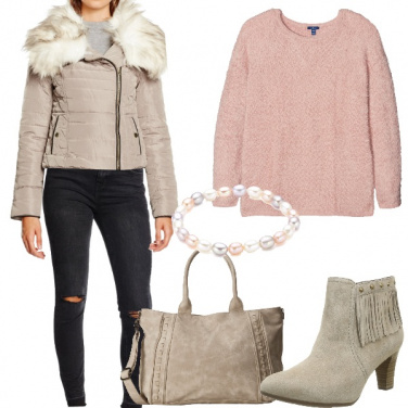 Outfit Un look accessibile