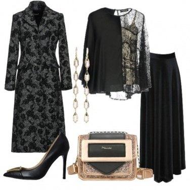 Outfit Nero per la tua serata chic
