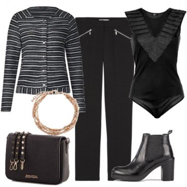 Outfit Black...in!