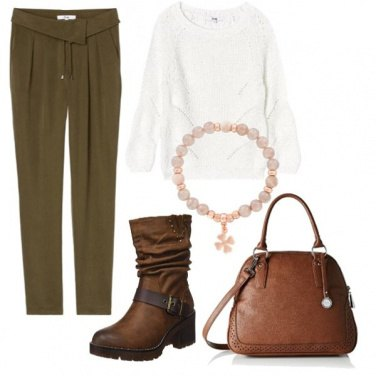Outfit Trendy low cost