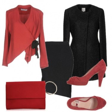 Outfit Per una donna con carattere