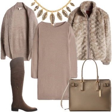 Outfit Scalature di colore