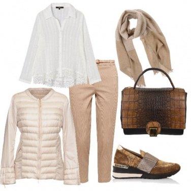 Outfit La borsa elegante