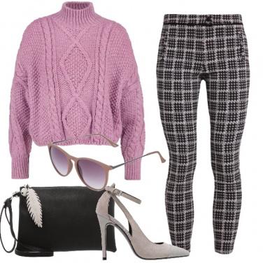 Outfit Fatti notare con un colore trend