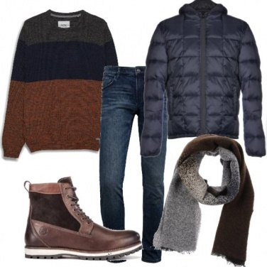 Outfit Casual #5032