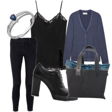Outfit Urban #9356