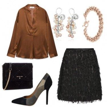 Outfit Chic per una sera