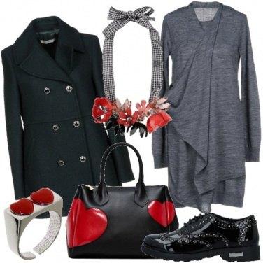 Outfit Riflettore puntato sugli accessori