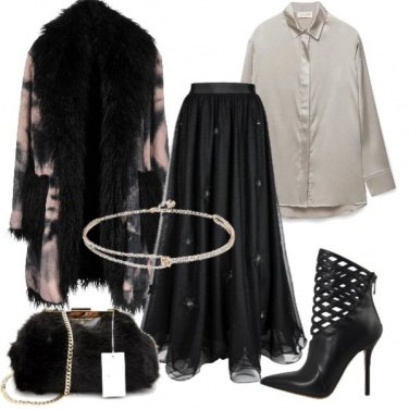 Outfit Speciale Serata chic