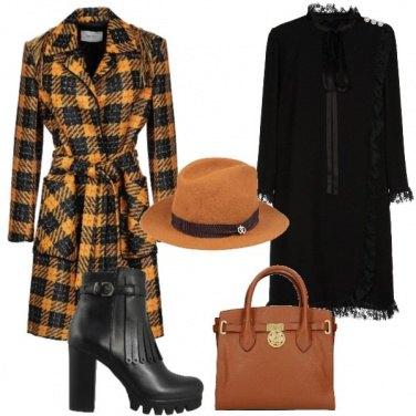 Outfit DI tendenza con frange e pizzo