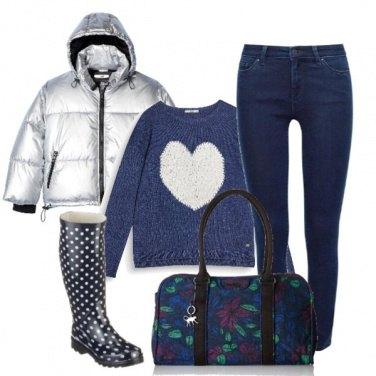 Outfit Nel cuore dell\'inverno
