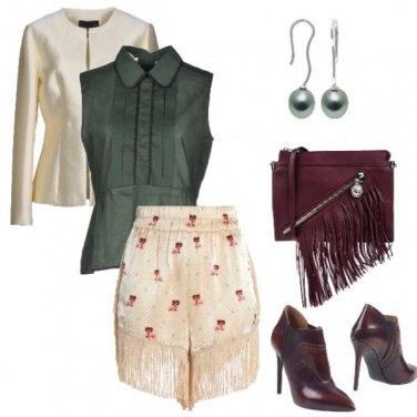 Outfit In discoteca ma con stile