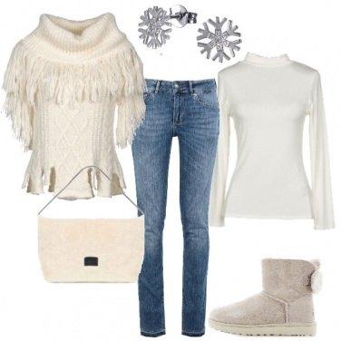 Outfit Freddo polare