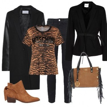 Outfit Ruggente