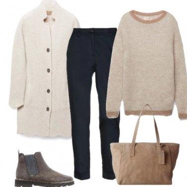 Outfit Comoda al caldo